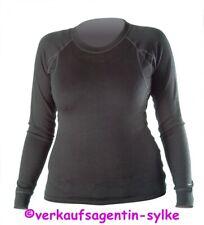 BAABAA Damen Baselayer, Anatomische Sportshirt aus 100% Merinowolle, Gr.M, NEU