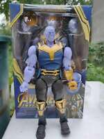 S.H.Figuarts Marvel Avengers Infinity War Thanos SHF Action Figures Toy Bandai