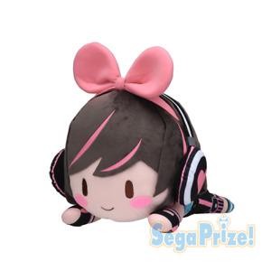 AI Games Virtual YouTuber Nesoberi Jumbo Lying Toy Plush Doll Kizuna AI SG4132