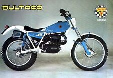 BULTACO SHERPA 199 SEAT NEW SPECIAL EDITION SHERPA SEAT NEW SHERPA 198 199