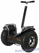 Off-road Intelligent Outdoor Self-balancing Electric Vehicle Max 20KM/H
