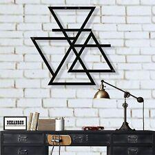 Metal Wall Art, Four Elements Symbol, Metal Wall Decor, Interior Decoration