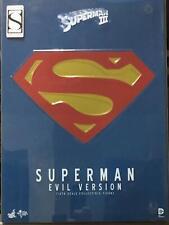 Hot Toys Superman 3 III Evil Version Christopher Reeves Figure 1/6