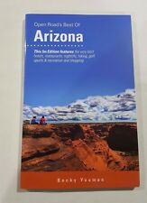 Open Road's Best of Arizona by Becky Youman 2016 paperback