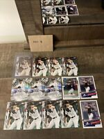 2020 Topps Chrome Dylan Cease Sepia Refractor Rookie Card Lot X14 White Sox