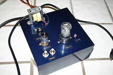 Tube AM Broadcaster With HD 12AU7 Audio Pre-amp Zenith Scott RCA Sparton or Fada