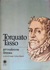 TORQUATO TASSO GERUSALEMME LIBERATA FRANCO COSIMO PANINI 1991