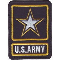 US Army Embroidered Patch