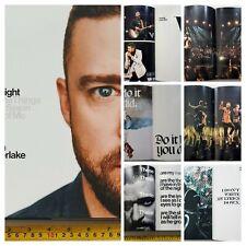 Justin Timberlake Hindsight (Hardcover, Fully Illustrated, 2018) Brand New Free