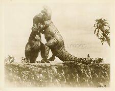 IRWIN ALLEN RAY HARRYHAUSEN THE ANIMAL WORLD 1956 VINTAGE PHOTO ORIGINAL #10