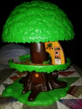 Vintage 1975 Kenner General Mills Fun Group USA Toy Tots Family Tree House