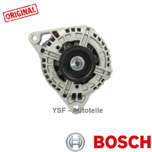 LICHTMASCHINE 140A AUDI A4 2.5 TDI ORIGINAL BOSCH 0124525008 2 JAHRE GARANTIE