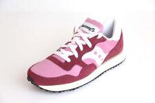 Rosso 36 EU Saucony DXN Trainer Vintage Sneaker Basse Donna (bur/pnk (ql7)