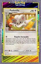 Pashmilla - SL4:Invasion Carmin - 86/111 - Carte Pokemon Neuve Française