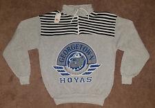 Vintage Georgetown University Hoyas sweatshirt size XL NEW bulldogs football