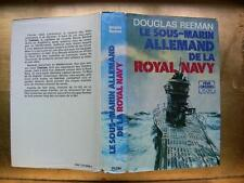 SOUS MARIN ALLEMAND ROYAL NAVY U BOOT 192 MILITARIA GUERRE MER STRATEGIE BOOK
