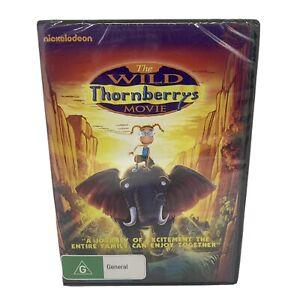 Brand New The Wild Thornberrys Movie DVD - Nickelodeon