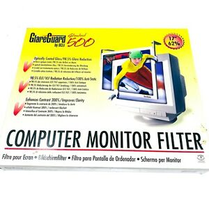 GlareGuard Standard 500 Computer Monitor Anti Glare/Radiation Filter 17 inch