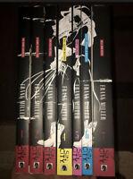 Frank Miller Sin City Darkhorse 2005 Graphic Novels Complete Set 1-7