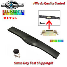 Rear Tailgate Liftgate Handle Garnish for 04-09 Toyota Prius Non Painted Black
