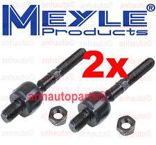 2-Meyle Brand Inner Tie Rod  for Volvo S60 S80 V70 XC70