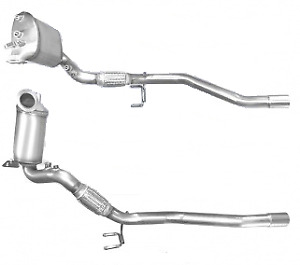 FAP DPF Audi,Seat,Skoda,VW- OE:1K0254700EX,1K0254700QX,1K0254702HX,1K0254703FX