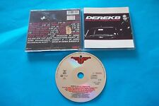 "DEREK B ""BULLET FROM A GUN"" CD 1988 PHONOGRAM MADE IN WEST GERMANY NUOVO"