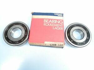 Rear Wheel Bearings Fits Triumph TR7 & Austin Marina Unipart / SKF  GHB180
