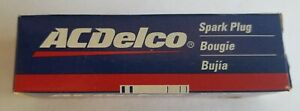 Lot of Six(6) AC-Delco Spark Plugs R43S 5613090 - Made and Ships FREE from USA
