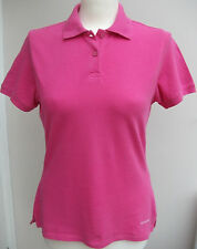 Fruit of the Loom Pink Polo Shirt - Size M