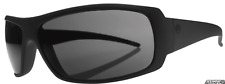 NEW Electric Charge Sunglasses-Matte Black-Ohm Grey Polarized-SAME DAY SHIPPING
