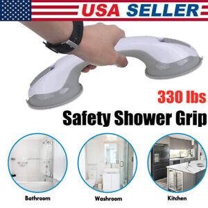 Bath Shower Grip Handle Suction Cup Safety Bar Bathroom Tub Handrail For Elderly