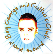 Boy George And Culture Club ‎CD At Worst... The Best Of - England (EX+/EX+)