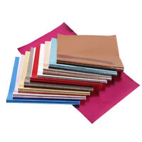 20*34cm Stripe Synthetic Leather Fabric Sheets DIY Handmade Craft Hair Bows