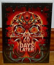 28 DIAS DESPUES SLIPCOVER DVD NUEVO PRECINTADO TERROR (SIN ABRIR) R2