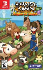 Harvest Moon: Light of Hope Special Edition for Nintendo Switch NS