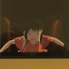 35mm Film Cells 3 Flames Spirited Away Chihiro Ticket Rare![Ghibli]#A46