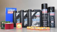 Wartungs Set Benelli 500 LS Inspektion Zündkerze Öl Service