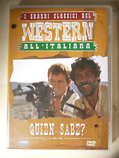 DVD QUIEN SABE ? - 1966 DAMIANO DAMIANI western