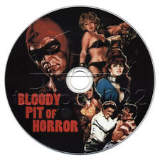 Bloody Pit of Horror (1965) Horror Film / Movie on DVD