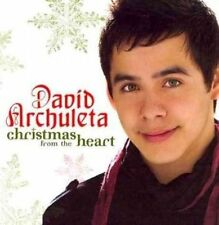 Christmas From The Heart 0886975749423 by David Archuleta CD