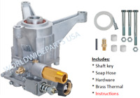 Pressure Washer Pump OEM Simpson 90026 3000 PSI Vertical GPM Axial replacement