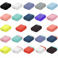 For Apple Airpod Charging Case AirPods Silicone Case Cover Protective Skin