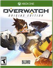 NEW Overwatch: Origins Edition (Microsoft Xbox One, 2016)