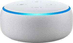 NEW Amazon Echo Dot 3rd Generation Smart Speaker with Alexa - Sandstone