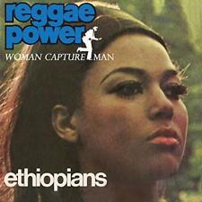 Ethiopians - Reggae Power / Woman Capture Man (NEW CD)