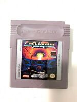 Cosmo Tank Cosmotank ORIGINAL NINTENDO GAMEBOY GAME Tested Working!