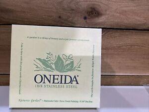 Oneida 18/8 stainless steel 8 3/4' Bon Bon 31431611A Plate.