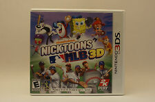 Nicktoons MLB 3D (Nintendo 3DS, 2012)