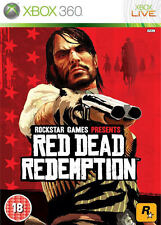 Red Dead Redemption ~ XBox 360 (in Great Condition)